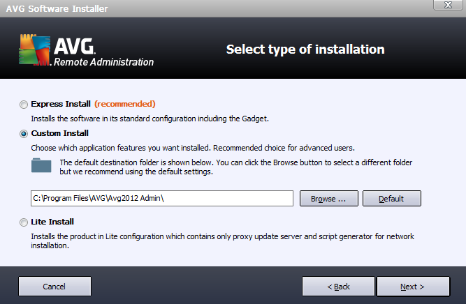 How to install AVG (Step By Step Guide) - AVG SA Technical ...
