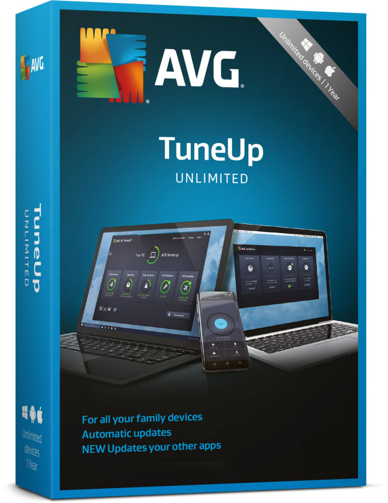 AVG Performamce. AVG PC TuneUp Unlimited