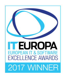 IT Europa Excellence Awards 2017 Winner