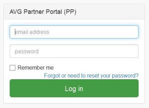 avg partner portal login