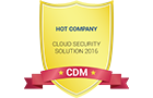 award-hot-company-cloud-security-solution-2016-cdm